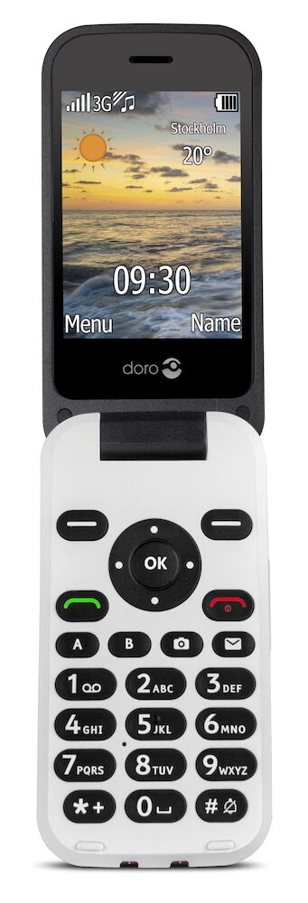 Picture of Doro 6620 mobile phone