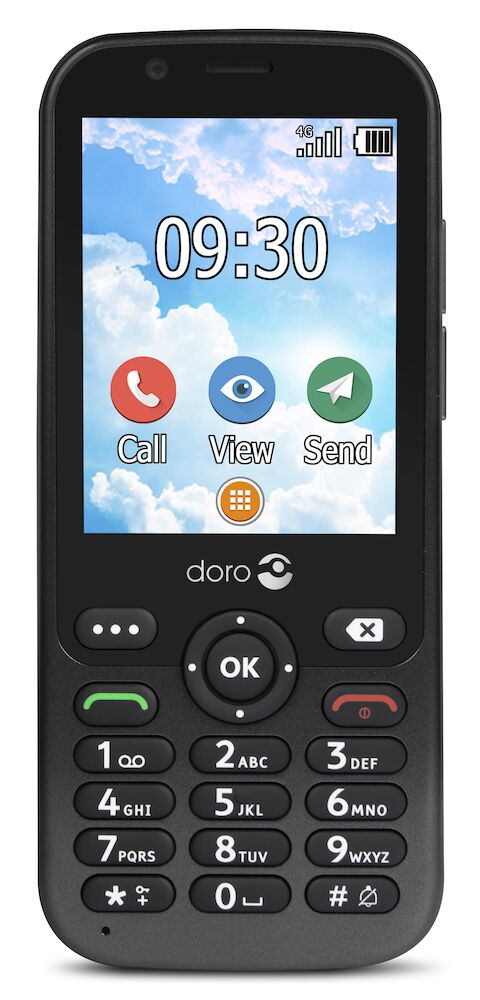 Picture of Doro 7010 mobile phone